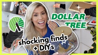 10 AMAZING DOLLAR TREE FINDS + SIMPLE DIYs (no skill required!)