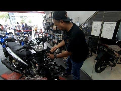 PERSIAPAN RS150R SAYA NAK RACE DENGAN Y15ZR DIN SO | Youtube Search