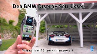 BMW Display Key Ausführlich Erklärt: Zukunft oder Flop?! - touchbenny