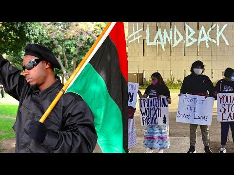What Is Black Nationalism & Land Back? (feat. Deadman, Yung Simba, Duende)