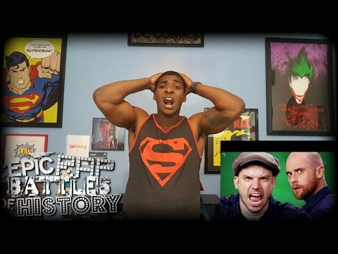 Nice Peter vs EpicLLYOD - Epic Rap Battles of History Season Finale Reaction