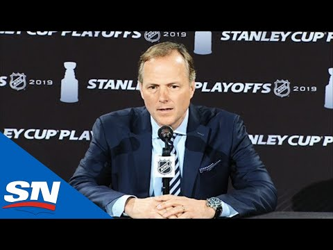 Jon Cooper Talks Lightning's Performance After Being Swept By Blue Jackets