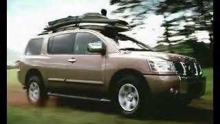 2004 Nissan Armada Commercial
