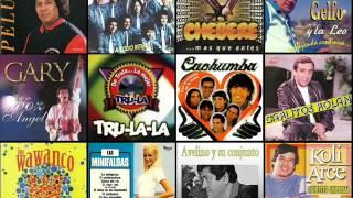 Enganchados Cuarteto-Cumbia