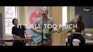 """Chris Stamey - """"It's All Too Much"""" (Beatles Cover)"""