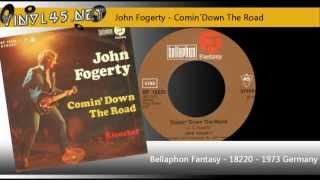 John Fogerty - Comin´Down The Road