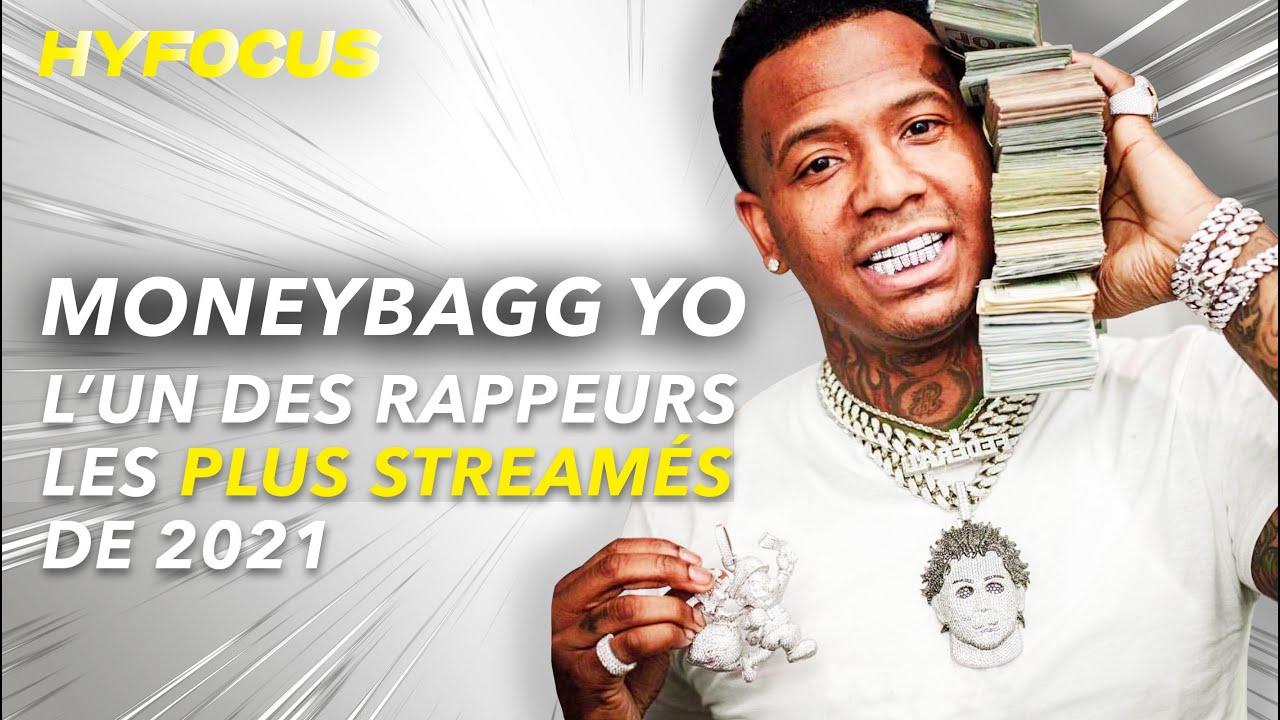 Moneybagg Yo | Découvre L'un des 10 rappeurs les plus streamés en 2021 ! - HYFOCUS #4