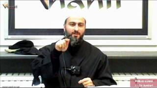 Vakia Sûresi (1-56 Ayetler) Tefsir - Muharrem Çakır