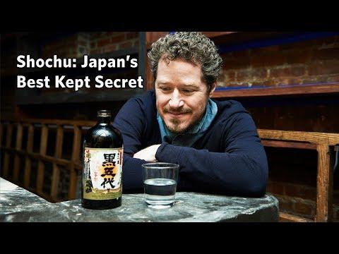 Shochu: Japan's Best Kept Secret