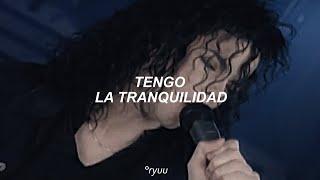 𝙂𝙞𝙫𝙚 𝙄𝙣 𝙏𝙤 𝙈𝙚  - MICHAEL JACKSON Sub. Español
