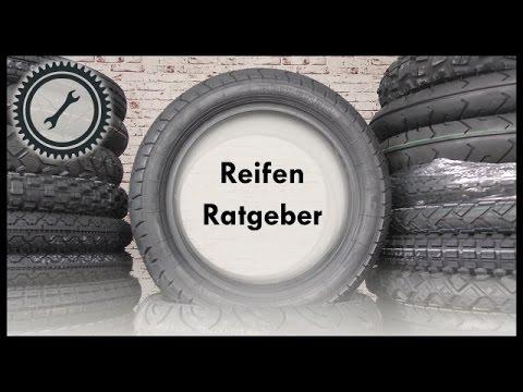 Reifen-Ratgeber: Unterschiede der Reifenprofile & Kennzahlen - Simson Ratgeber