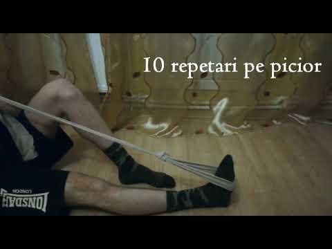 Clinica de tratament pentru artroza piciorului