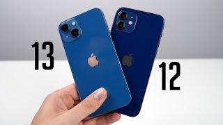Apple iPhone 13 vs. iPhone 12 (Deutsch) | SwagTab