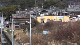 岡山県浅口市から見る瀬戸内海