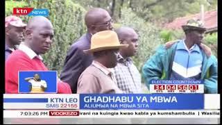 Mjukuu wa marehemu Nderitu Gachagua avamiwa na mbwa sita hadi kufariki