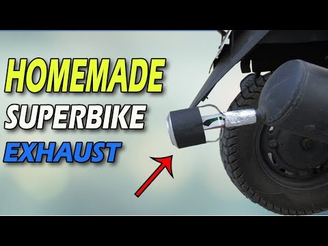 Dio Sounds Like Superbike | Homemade Exhaust | Technical Ninja