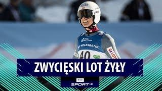 Świetne informacje z austriackiego Tauplitz/Bad Mitterndorf. Piotr Żyła wygrał sobotnią rywalizację na mamucim obiekcie. Karl Geiger, lider po pierwszej serii, spadł na czwarte miejsce. Zobacz decydujące skoki!  OGLĄDAJ TRANSMISJE SPORTOWE ON-LINE: http://sport.tvp.pl/   SUBSKRYBUJ NAS NA YOUTUBE: https://www.youtube.com/user/sporttvppl  FANPAGE: https://www.facebook.com/tvpsport/  ŚLEDŹ NAS NA TWITTERZE: https://twitter.com/sport_tvppl