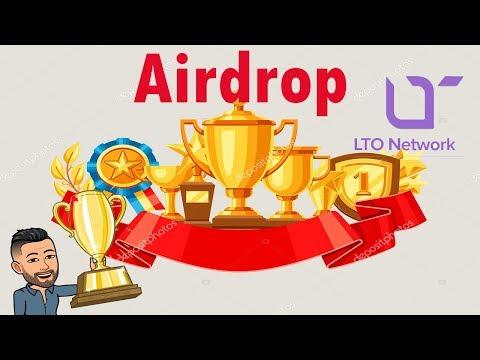 Ganhe muitos tokens no grande Airdrop da LTO Network ! Tarefas diárias CORRE ...