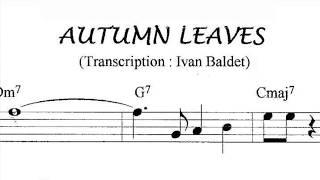 tenor sax solo transcriptions - 免费在线视频最佳电影电视节目