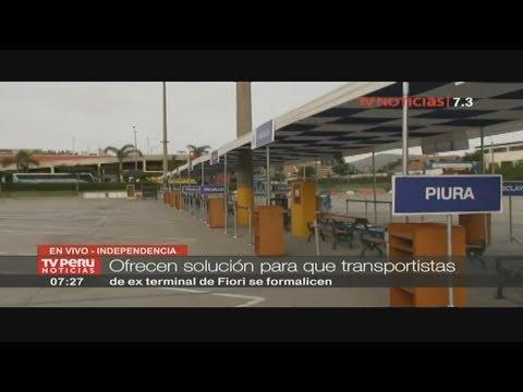 Plaza Norte ofrecen espacio gratuito y temporal para transportistas de Fiori