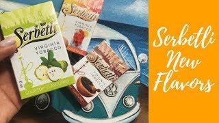 Новые Вкусы Serbetli - курим и оцениваем