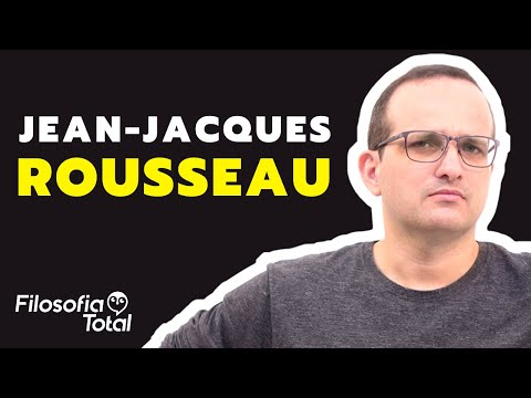 Rousseau - Contrato Social | Prof. Anderson
