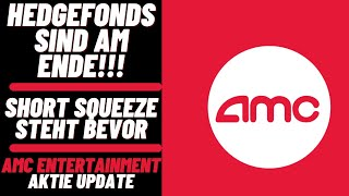 AMC Entertainment Aktie Update - Hedgefonds sind am ENDE! Steht uns der Short Squeeze direkt bevor?