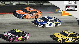 Food City presents the Supermarket Heroes 500   Full Race Replay: NASCAR Cup Series at Bristol