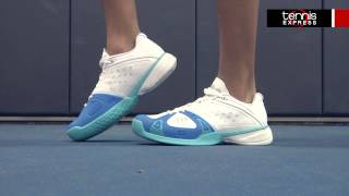 Wilson Rush Pro Clay Women's Shoes video
