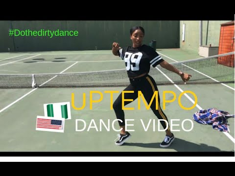 TEKNO - UP TEMPO VIDEO   Dance freestyle   (DANCE VIDEO) @Mimi_baybe