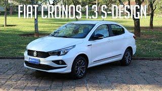 Avaliação: Fiat Cronos 1.3 S-Design