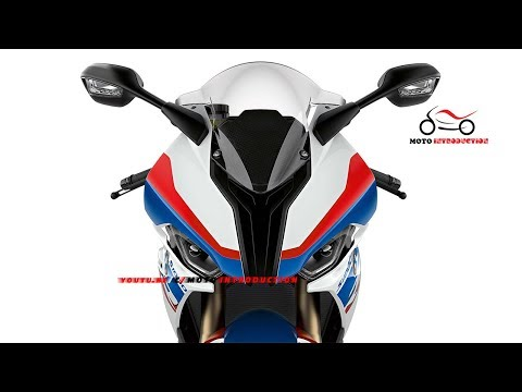 2019 BMW S1000RR Debuts At EICMA 2018 | New BMW S1000RR Superbike 1000cc 4 Cylinder
