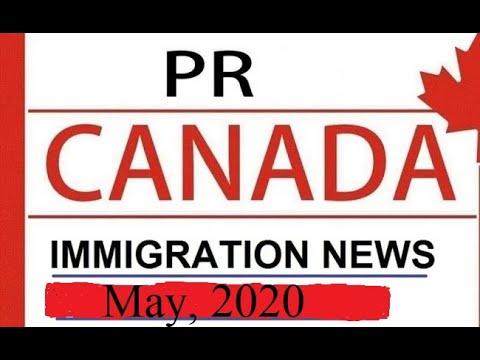 Иммиграционные новости, май 2020