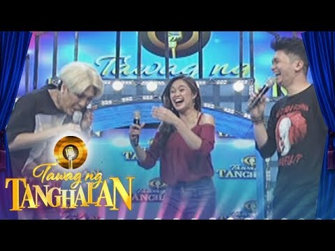 Tawag ng Tanghalan: Proper speech lessons with Vice