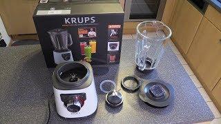 Krups KB4031 Perfect Mix Highspeed Standmixer - Test