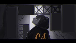 "Video thumbnail of ""絶え間なく藍色 / 緑仙 (Cover)"""