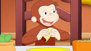 Curious George 🐵Tortilla Express 🐵Kids Cartoon 🐵 Kids Movies 🐵Videos for Kids
