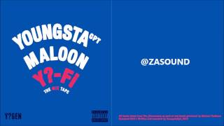 YoungstaCPT X Maloon TheBoom – Y?Fi  (FULL MIXTAPE)