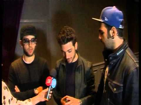 Il Volo video El pedido de Gianluca a Messi - Argentina 2016