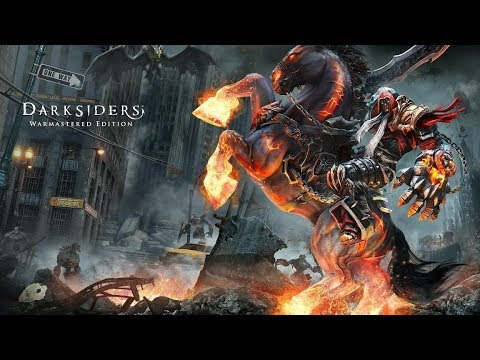 Darksiders Warmastered Edition XEON E5 2640 + GTX 970 ( Ultra Graphics ) ТЕСТ