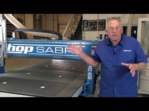 ShopSabre PRO Series Router – Fusion 360 Storage Rackvideo thumb