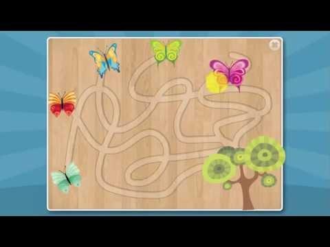 Video of Animal maze
