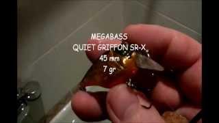 Megabass - quiet griffon mr-x