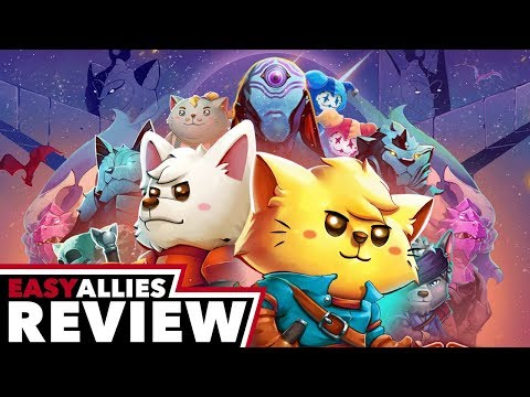 Cat Quest 2 - Easy Allies Review - YouTube video thumbnail
