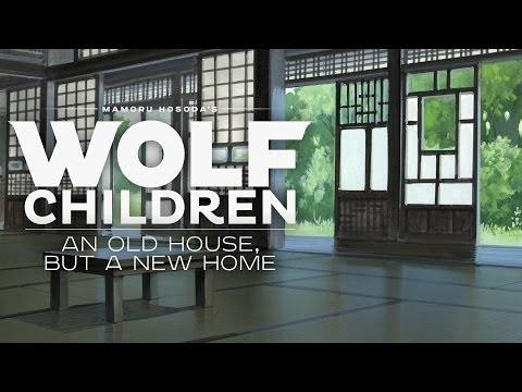 Wolf Children Movie Trailer