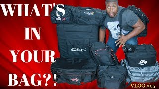 Vlog #05/ Whats In Your Bag: Dj Tips/ Organizing Equipment & Cables