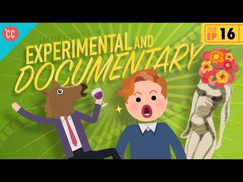 Filmová historie: Experimentální a dokumentární film
