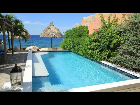 Best place to stay in Curacao - luxury apartments Curacao - PM78 Urban Oasis