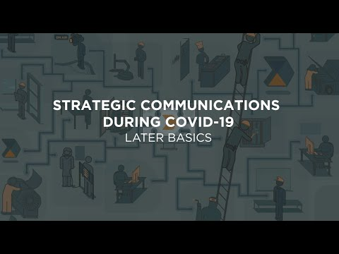 Strategic Communications during COVID-19: Later Basics (Full ...