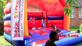 preview picture of video 'Bouncy Castle Lewisham - Bubble and Bounce - Bouncy Castles In Lewisham'